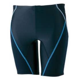 ミズノ MIZUNO メンズ 水泳 フィットネス水着 BGハーフスパッツ N2JB612192【返品不可商品】