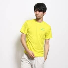 ミズノ MIZUNO テニスTシャツ A75TM29091 イエロー