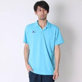 17c193928dede ミズノ MIZUNO テニス用ポロシャツ ゲームシャツ 62JA601021 ブルー (ブルーアトール) ¥3,900