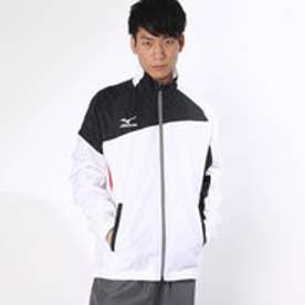 ミズノ MIZUNO ユニセックス テニス ウインドブレーカー アクティブウォーマーシャツ 62JE6Y0190