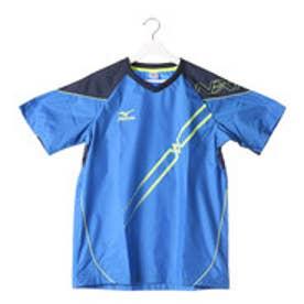 ミズノ MIZUNO ユニセックス バレーボール ムーヴウインドブレーカーシャツ(半袖) V2ME650226