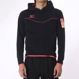 ミズノ MIZUNO ユニセックス バレーボール ストレッチフリースシャツ V2ME651197
