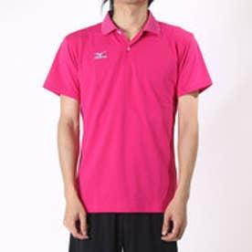 ミズノ MIZUNO ユニセックス テニス 半袖ポロシャツ ゲームシャツ 62JA601064