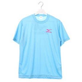 ミズノ MIZUNO ユニセックス テニス 半袖Tシャツ 62JA6Z0124