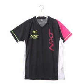 ミズノ MIZUNO ユニセックス バレーボール 半袖Tシャツ プラクティスシャツ V2MA708097