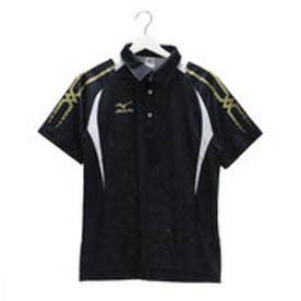ミズノ MIZUNO ユニセックス 半袖機能ポロシャツ ポロシャツ 32JA707014