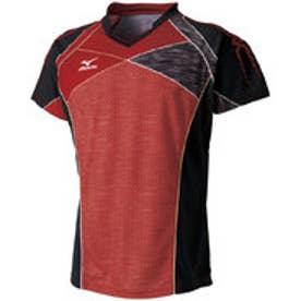 ミズノ MIZUNO ユニセックス 卓球 半袖Tシャツ ゲームシャツ 82JA700162