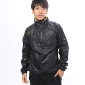 ミズノ MIZUNO ユニセックス 野球 長袖ウインドブレーカー ウィンドブレーカーシャツ(裏ブレスサーモ) 12JE7V5009