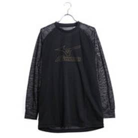 ミズノ MIZUNO ユニセックス バレーボール 長袖プラクティスシャツ プラクティスシャツ V2MA759097