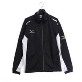 ミズノ MIZUNO ユニセックス 長袖ジャージジャケット ウォームアップシャツ 32JC752190