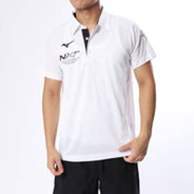 ミズノ MIZUNO 半袖機能ポロシャツ NーXT Tシャツ 32JA808001