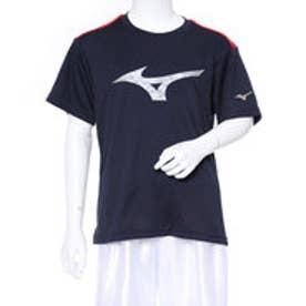 ミズノ MIZUNO 野球 半袖 Tシャツ GEジュニア Tシャツ 丸首 12JA8T8514