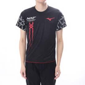 ミズノ MIZUNO 陸上 ランニング 半袖 Tシャツ プラクティスシャツ U2MA802096