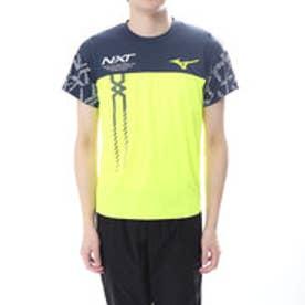 ミズノ MIZUNO 陸上 ランニング 半袖 Tシャツ プラクティスシャツ U2MA802031