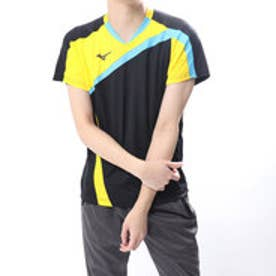 ミズノ MIZUNO バドミントン 半袖 Tシャツ ゲームシャツ 72MA800509
