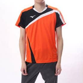 ミズノ MIZUNO バドミントン 半袖 Tシャツ ゲームシャツ 72MA800553