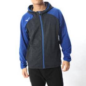 ミズノ MIZUNO テニス パーカー ストレッチフリーススウェットシャツ 62JC850792