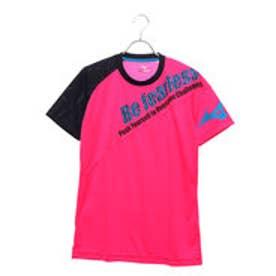 ミズノ MIZUNO バレーボール 半袖Tシャツ プラクティスシャツ V2MA858165
