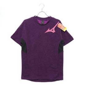 ミズノ MIZUNO バレーボール 半袖Tシャツ ストレッチフリース プルオーバーシャツ V2MC850167