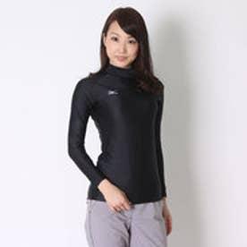 ミズノ MIZUNO ゴルフインナー ウィメンズBG長袖ハイネック 52JJ4C01 (ブラック)