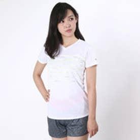 ミズノ MIZUNO レディースランニング半袖Tシャツ  MZ J2MA6206 16S  (ホワイト)
