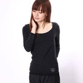 ミズノ MIZUNO レディース ゴルフ 長袖インナーシャツ 女子ブレス 52JA579008