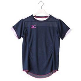 ミズノ MIZUNO レディース バレーボール 半袖プラクティスシャツ プラクティスシャツ V2MA670114