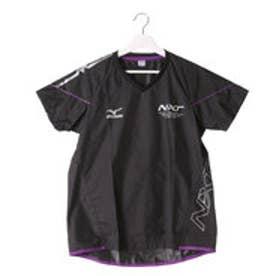 ミズノ MIZUNO レディース バレーボール ムーヴウインドブレーカーシャツ(半袖) V2ME670298