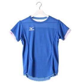 【アウトレット】ミズノ MIZUNO レディース バレーボール 半袖プラクティスシャツ プラクティスシャツ V2MA670126