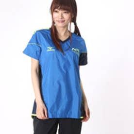 ミズノ MIZUNO レディース バレーボール ムーヴウインドブレーカーシャツ(半袖) V2ME670226