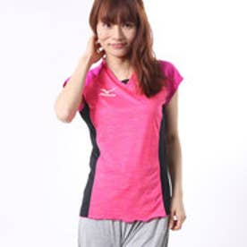ミズノ MIZUNO レディース バレーボール 半袖Tシャツ プラクティスシャツ V2MA728164