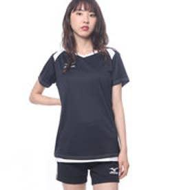ミズノ MIZUNO レディース バレーボール 半袖Tシャツ プラクティスシャツ V2MA728390