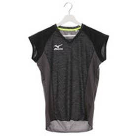 ミズノ MIZUNO レディース バレーボール 半袖Tシャツ プラクティスシャツ V2MA728190