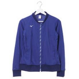 ミズノ MIZUNO レディース 長袖ジャージジャケット トレイジャースーツ(シャツ) 32MC733325