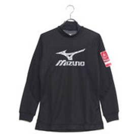 ミズノ MIZUNO レディース バレーボール 長袖プラクティスシャツ ブレスサーモプラクティスシャツ V2MA779090