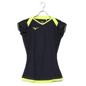 ミズノ MIZUNO レディース バレーボール 半袖プラクティスシャツ プラクティスキャップスリーブシャツ V2MA828294