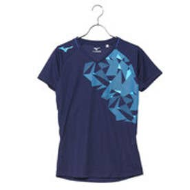 ミズノ MIZUNO レディース バレーボール 半袖Tシャツ プラクティスシャツ V2MA878014