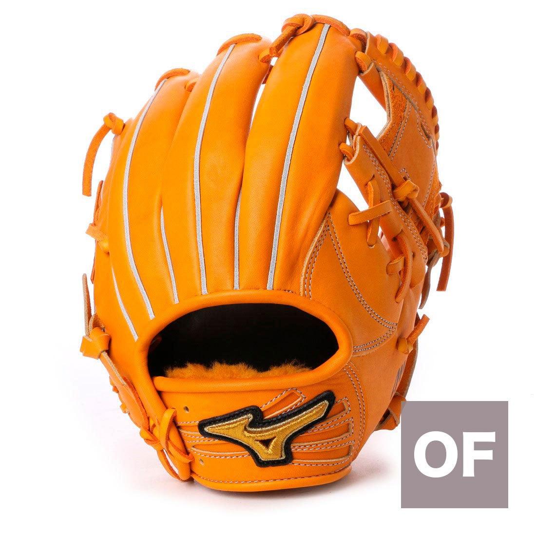 ミズノ MIZUNO BSS ユニセックス 硬式野球 野手用グラブ ミズノプロアンバサダーモデル坂本型 1AJGH98513 MZ14 (オレンジ)