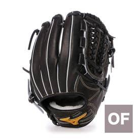 ミズノ MIZUNO BSS ユニセックス 軟式野球 野手用グラブ ミズノプロアンバサダーモデル坂本型 1AJGR98523 MZ14 (ブラック)