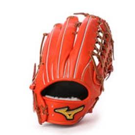 ミズノ MIZUNO BSS ユニセックス 軟式野球 野手用グラブ スピードドライブテクノロジー 1AJGR14007 MZ09 (オレンジ)