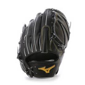 ミズノ MIZUNO BSS ユニセックス 軟式野球 ピッチャー用グラブ スピードドライブテクノロジー 1AJGR14001 MZ09 (ブラック)