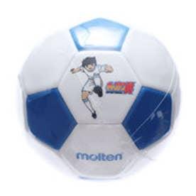 モルテン molten ジュニア サッカー 練習球 キャプテン翼 ボールは友達サッカーボール 3号球 F3S1400-WB (他)