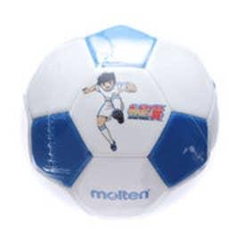 モルテン molten ジュニア サッカー 練習球 キャプテン翼 ボールは友達サッカーボール 4号球 F4S1400-WB (他)