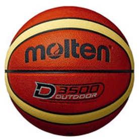 モルテン molten メンズ バスケットボール 練習球 アウトドアバスケットボール B7D3500