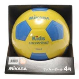 ミカサ MIKASA ジュニア サッカーボール 軽量 4号 SF4-YBL
