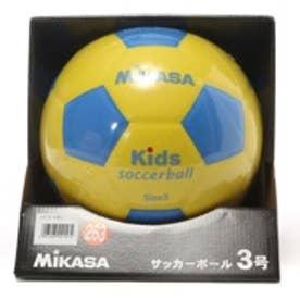 ミカサ MIKASA ジュニア サッカーボール 軽量 3号 SF3-YBL