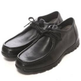 ロコンド 靴とファッションの通販サイトムーンスターワールドマーチMOONSTARWORLDMARCHウォーキングシューズWM2081BW10M08110ブラック0218(ブラック)