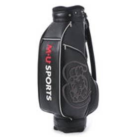 【大型商品180】エムユー スポーツ MU SPORTS ユニセックス ゴルフ キャディバッグ キャディバッグ 703V7100