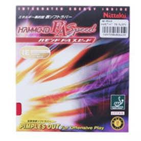 ニッタク Nittaku 卓球 ラバー(表ソフト) ハモンドFAスピード NR8549