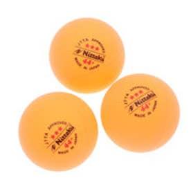 ニッタク Nittaku 卓球 試合球 ラージボール用 ラージボール44プラ 3スター NB1010